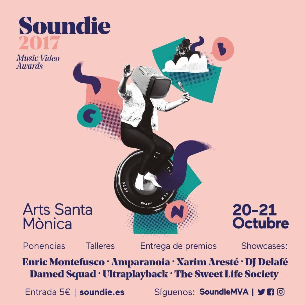 Este fin de semana llega soundie a barcelona eargasm for Eventos en barcelona este fin de semana