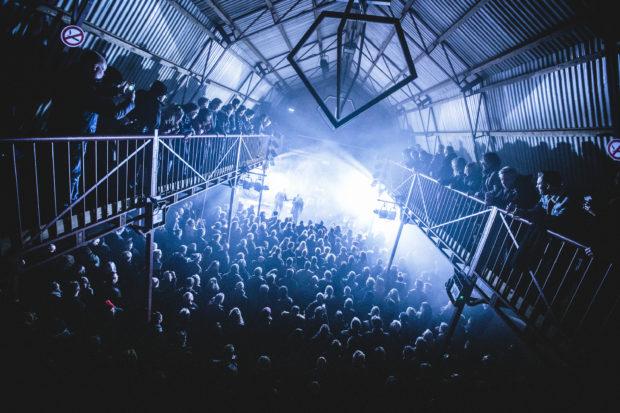 Live at Eurosonic Groningen. photo: Siese Veenstra